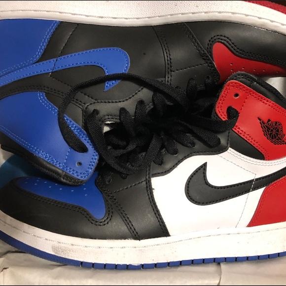 Jordan Shoes | 1 Retro Top 3 7y Red